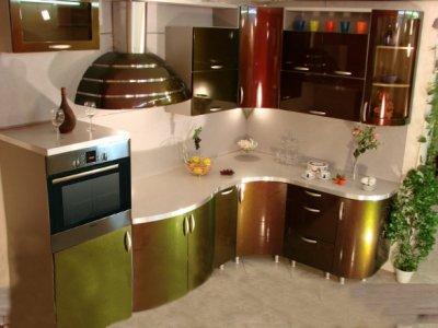 Кухни мдф пленка, мдф эмаль в современном стиле - Московская область - Мебель, предметы интерьера