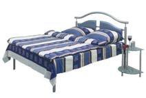 Кровати, столы, стулья на металлокаркасе