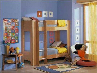 Кровать двухъярусная 2.