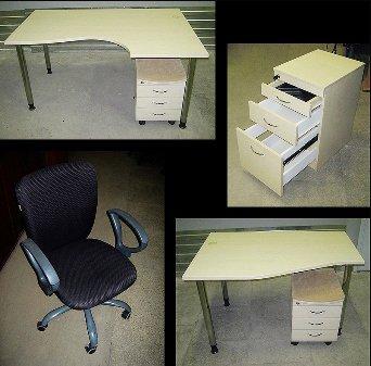 Офисная мебель б/у по низким ценам.