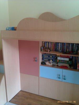 Мебель для ребенка 5-12 лет