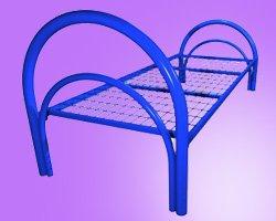 Кровати металлические - металлические двухъярусные кровати.